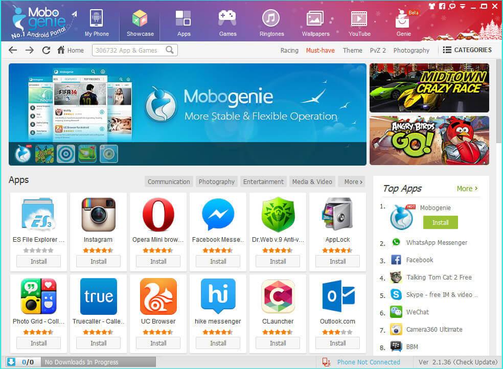 Play Store alternatif programlar