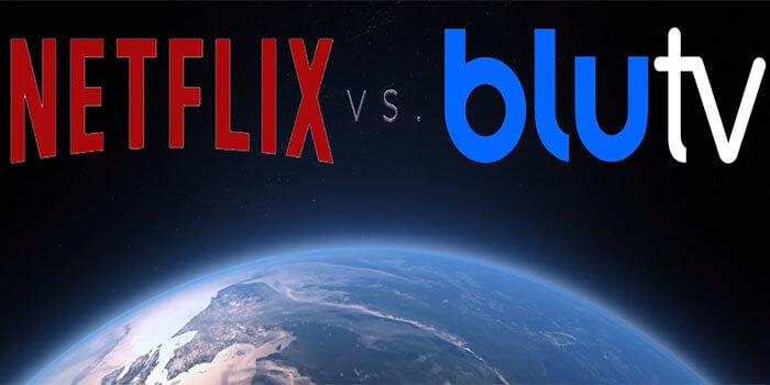 Ivır Zıvır Enstitüsü!!!: Netflix ve Blutv Karşılaştırması
