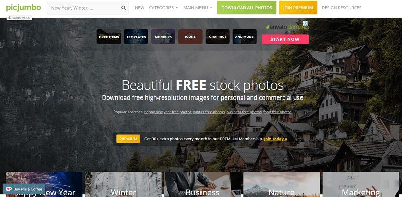 Ücretsiz Stok Siteleri Picjumbo