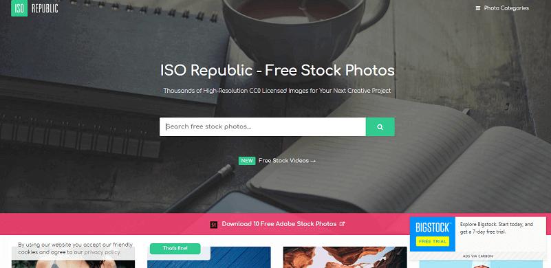 Ücretsiz Stok Siteleri Repuclic